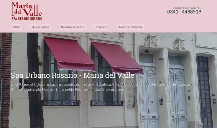 Spa Urbano María del Valle